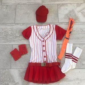 Leg Avenue Baseball player costume